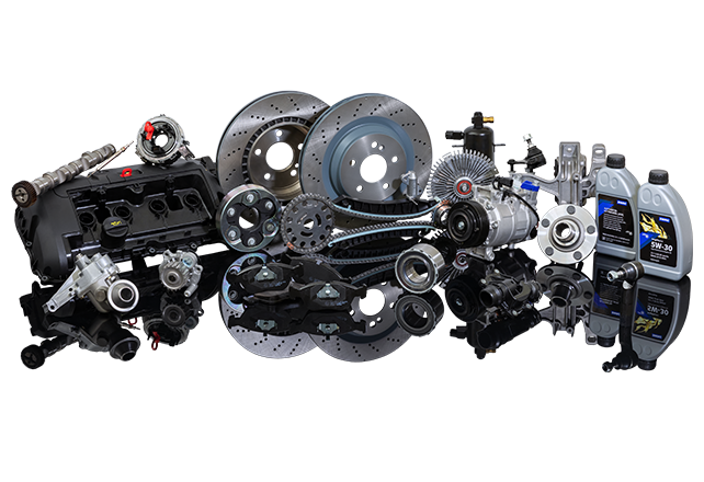 Automotive Aftermarket Spare Parts for passenger Cars | SWAG